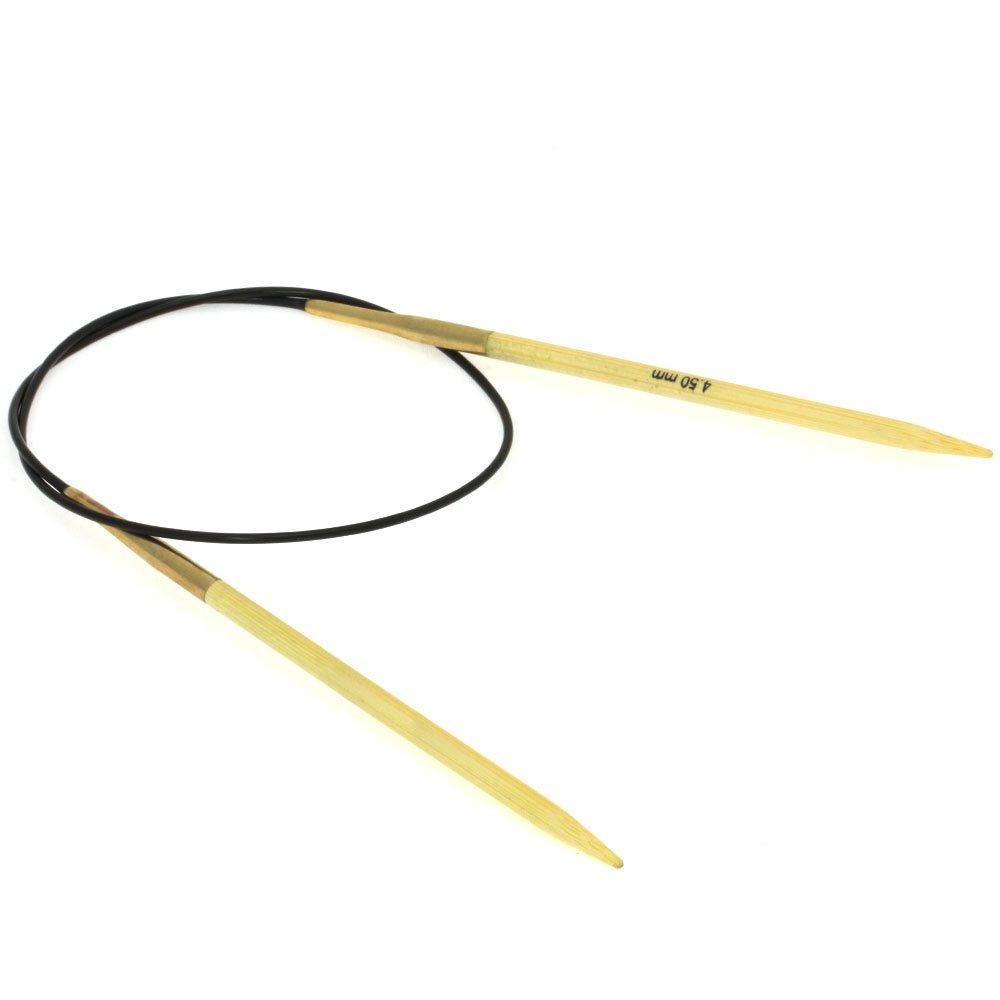 Lana Grossa Rundpind Bambus  Str. 4,5/ 60cm