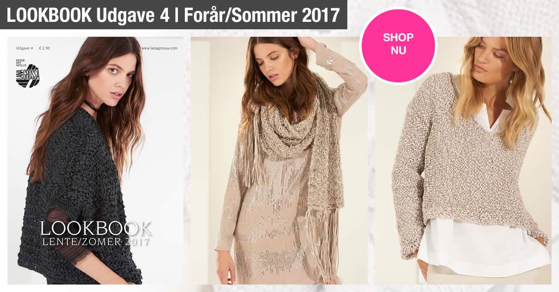 Lookbook  Udgave 4 - Forår/Sommer 2017